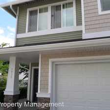 Rental info for 4035 S 212th Ct Unit A