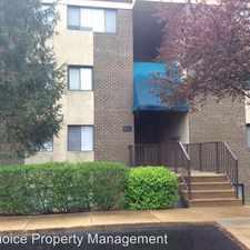 Rental info for 607A Oakland Hill Ct. - o607 Unit 101