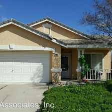 Rental info for 4901 Stonewood Way in the Antioch area