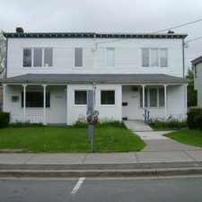 Rental info for 205/ 207 Lemarchant Road 1500.00 Heat included in the St. John's area