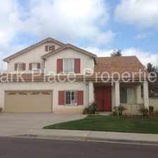 Rental info for Large home on Large Lot