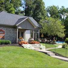 Rental info for Lake Forest Apartments in the Little Turtle area