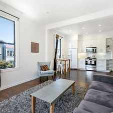 Rental info for 3431 19th Street #4 in the San Francisco area