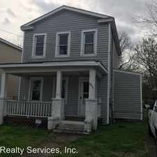 Rental info for 2825 North St