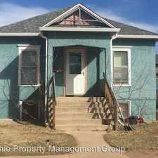 Rental info for 413 S 6th St Apt 1 in the Laramie area