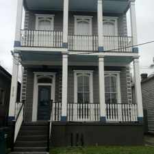 Rental info for 2519 Cleveland in the Tulane - Gravier area