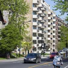 Rental info for 25 Vincent d'Indy Ave in the Outremont area