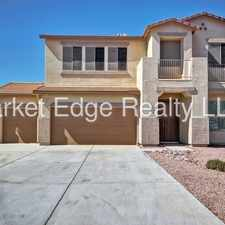 Rental info for 5 Bed/3 Car Garage/RV Gate/Pool in Maricopa