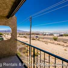 Rental info for 353 Lake Havasu Avenue #C