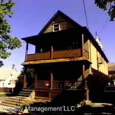 Rental info for 24 Watkin Terrace - Up Front #3 in the Rochester area