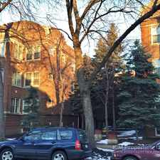 Rental info for 3817 North Lawndale Ave. Apt. in the Irving Park area