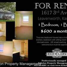 Rental info for 1617 3rd Ave.