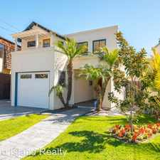 Rental info for 837 A Ave in the San Diego area