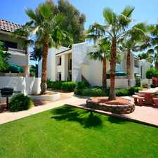 Rental info for Monaco at McCormick Ranch