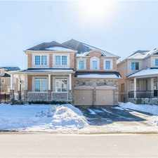 Rental info for Newmarket Stoneheaven 4BDR NEW HOUSE $2380.00 in the Newmarket area