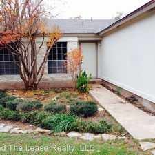 Rental info for 10210 Annie Oakley in the North Lamar area