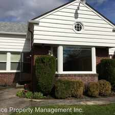 Rental info for 2631 SE Main St. in the Buckman area