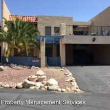 Rental info for 6306 N. CAMINO LOS MOCHIS