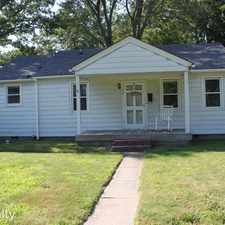 Rental info for 625 Clinton Dr.