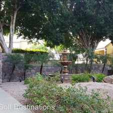 Rental info for 1331 W. Baseline Rd Unit 374 in the Dobson Ranch area