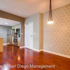 Rental info for 425 W Beech St #532 in the San Diego area