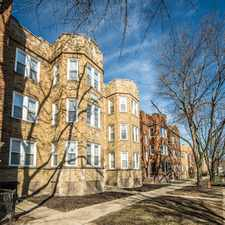 Rental info for 7748 S East End in the Chicago area