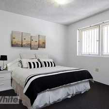 Rental info for CONVENIENCE PLUS - WALK EVERYWHERE! in the Dutton Park area