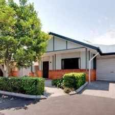 Rental info for Modern Villa in Boutique gated complex in the Brisbane area