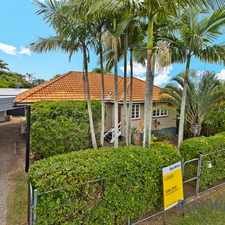 Rental info for PRIVATE AND SECLUDED in the Geebung area