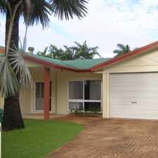 Rental info for Great Family Home with a Lock up Garage