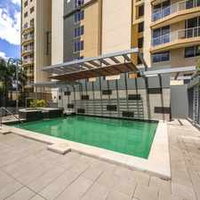Rental info for Spacious Unfurnished Apartment Overlooking Brisbane River in the Fortitude Valley area