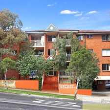Rental info for BEAUTIFULLY RENOVATED UNIT ON GREAT WESTERN HIGHWAY in the Sydney area