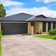 Rental info for Rare Brand New House in the Bateau Bay area