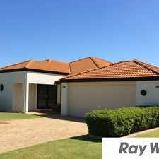 Rental info for LARGE HOME IN KINGSTON WITH DUCTED AIR CONDITIONING! PETS CONSIDERED! in the Australind area