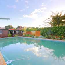 Rental info for SERIOUSLY HUGE HOME & POOL! in the Perth area