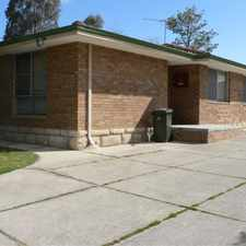 Rental info for 3 BEDROOM DUPLEX - new paint and air conditioning. New wardrobes. Bargain price