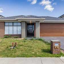 Rental info for DEVINE FAMILY HOME in the Cranbourne East area