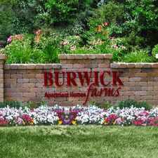 Rental info for Burwick Farms Apartments
