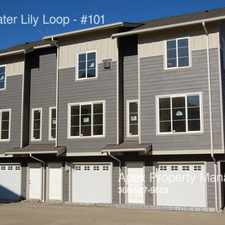 Rental info for 4333 Water Lily Loop in the Bellingham area