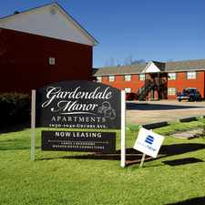 Rental info for Gardendale Manor in the Birmingham area