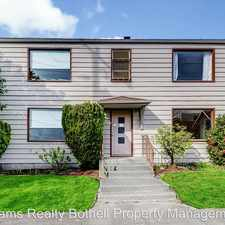 Rental info for 6407 17th Ave NW Apt 2 in the Ballard area