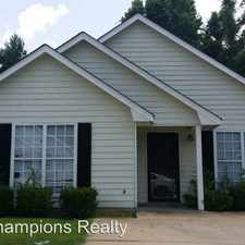 Rental info for 1525 Summerplace Drive in the Phenix City area