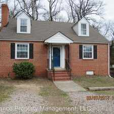 Rental info for 7609 Woodman Rd - Unit 2 - Upstairs Apartment