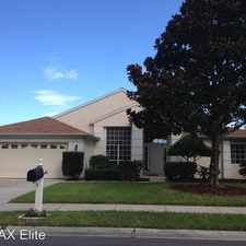 Rental info for 808 Autumn Glen Dr in the 32952 area