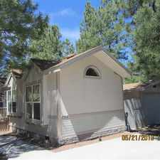 Rental info for 2560 West Young