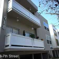 Rental info for 918 7th Street APT 01 in the Santa Monica area