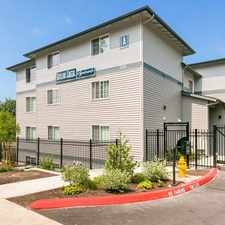 Rental info for Taylor Creek Apartments in the Rainier View area