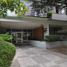 Rental info for 1661 Burnaby St