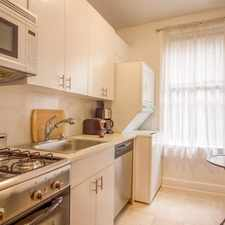 Rental info for Prince St & Thompson St in the SoHo area