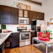 Rental info for Block 32 at RINO in the Globeville area